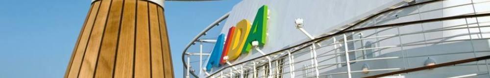 AIDA exklusive Sparpreise<br/> günstige Kreuzfahrt Angebote