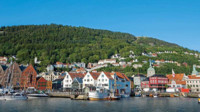 AIDA Kreuzfahrt zum Nordkap  Norwegen ab Kiel