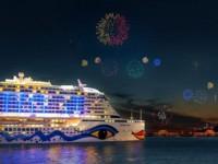 Feiertage 2021/2022 an Bord  von AIDA Cruises