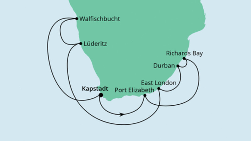 Südafrika & Namibia
