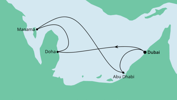 Orient ab Dubai 2