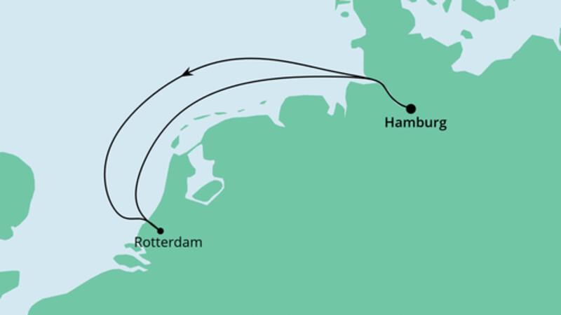 Kurzreise nach Rotterdam