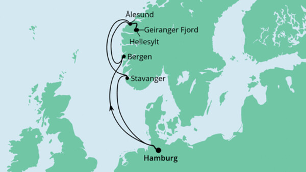 Ahoi Tour ab Hamburg