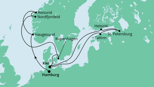 Norwegen & Ostsee 3