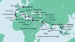 Weltenbummler von Hamburg nach Bangkok