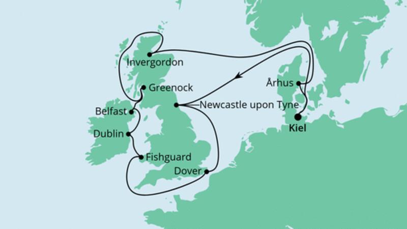 Großbritannien & Irland 2