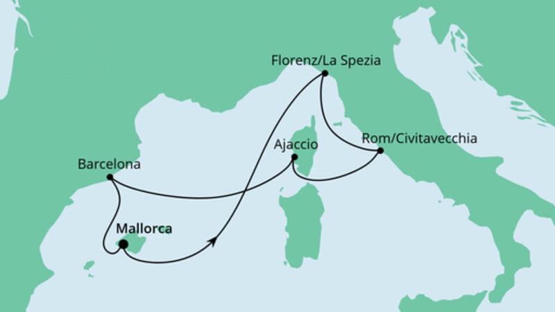 Mediterrane Schätze ab Mallorca