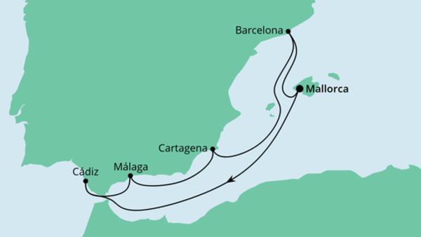 Spanische Mittelmeerküste 1