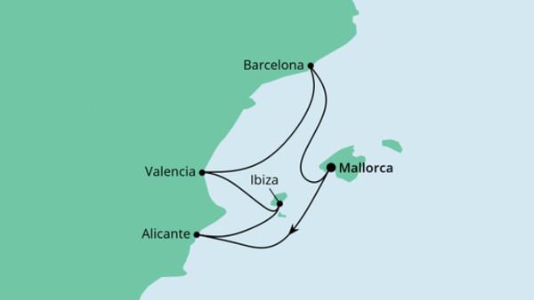 Spanische Mittelmeerküste 2