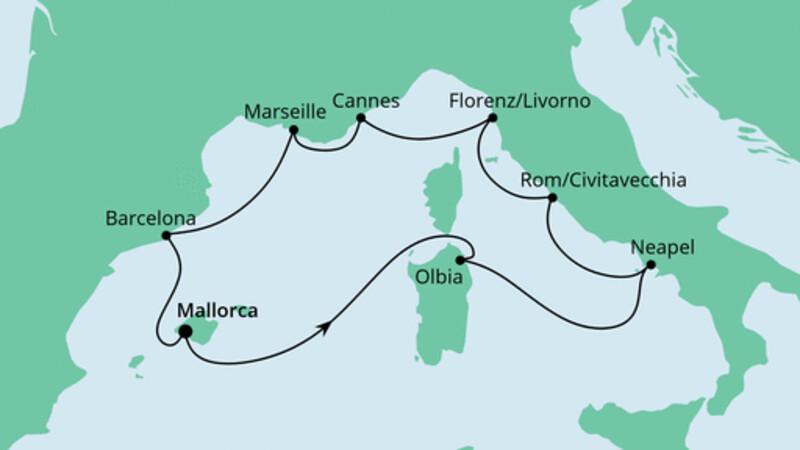 Mediterrane Highlights