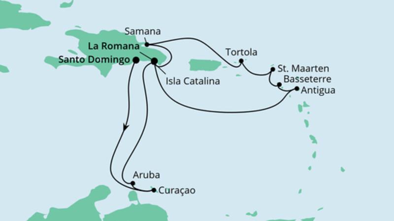 Karibik & Kleine Antillen 2