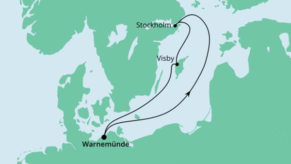 Kurzreise nach Schweden