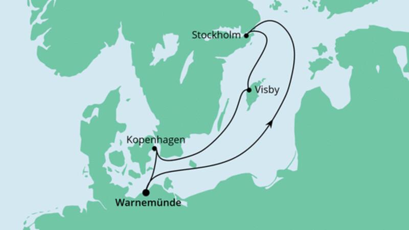 Schweden & Dänemark
