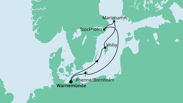 Inseln der Ostsee 1