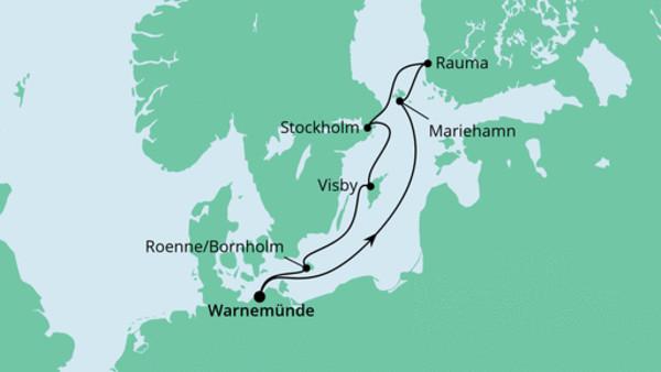 Inseln der Ostsee 2