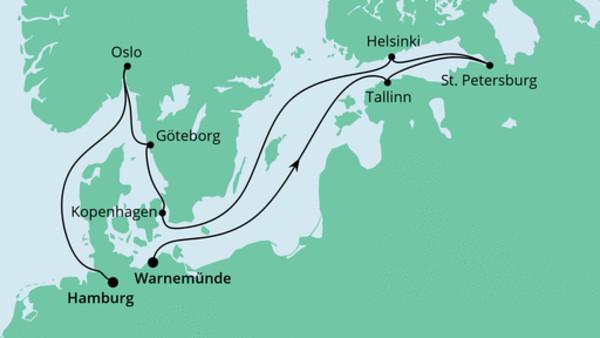 Baltikum & Skandinavien